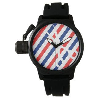 Relógio Tesouras do barbeiro