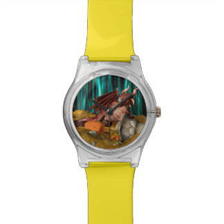 Relógio Tesouro do dragão