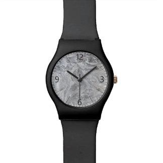 Relógio Teste padrão de mármore