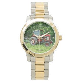 Relógio Trator internacional velho