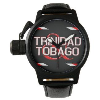 Relógio Trinidad & Tobago
