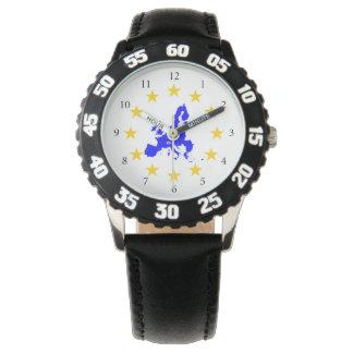 Relógio União européia