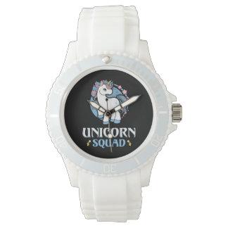 Relógio Unicórnio comando