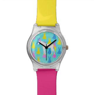 Relógio Unicórnio do coelho