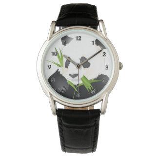 Relógio Urso de panda