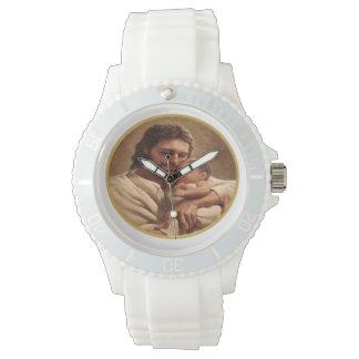 Relógio vindo a mim todo o YE que é cansado