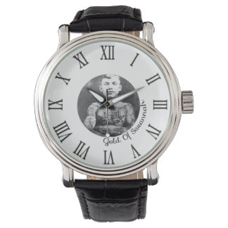 Relógio Vintage Gold Of Savannah II