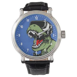 Relógio VR T-rex