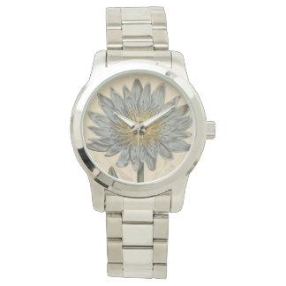 Relógio Waterlily