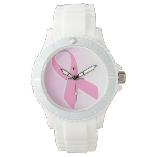 Relógio ZazzleForBreastCancer