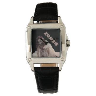 Relógio Zombi casado