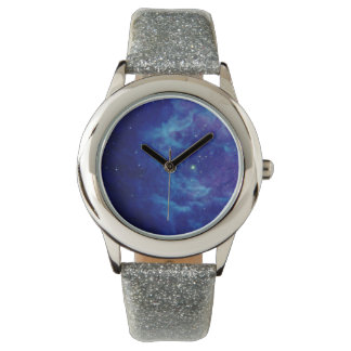 Relógios azuis da nebulosa da safira