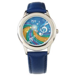 Relógios feitos sob encomenda do monograma da