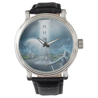 Relógios feitos sob encomenda do monograma do