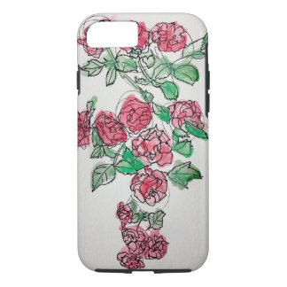 Remendo cor-de-rosa capa iPhone 8/ 7