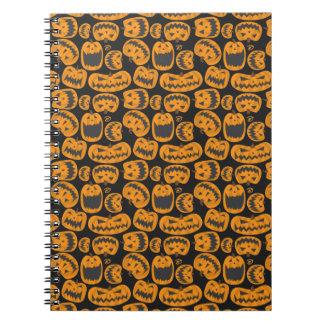 Remendo da abóbora - caderno