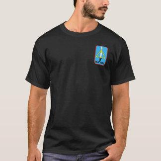 Remendo da força de delta camiseta