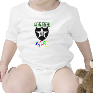Remendo da identificação do bebê do exército ò babador