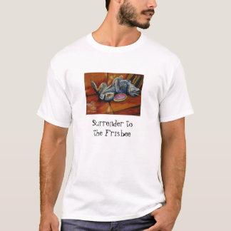 Rendição ao Frisbee Camiseta