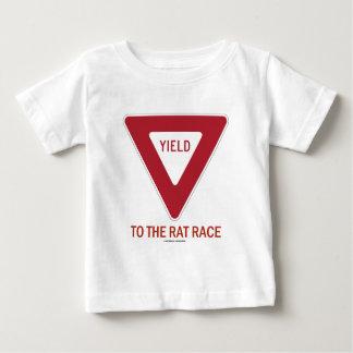 Rendimento à competição desenfreada (humor do camiseta