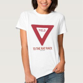Rendimento à competição desenfreada (humor do camisetas