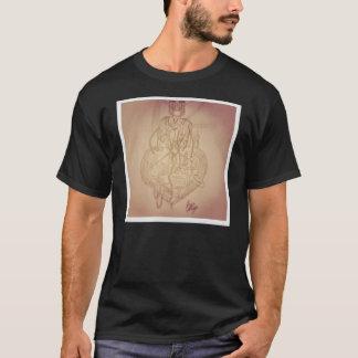 Reparando o t-shirt de Instagram do coração Camiseta