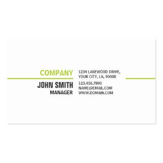 Reparo branco elegante liso profissional do comput cartao de visita