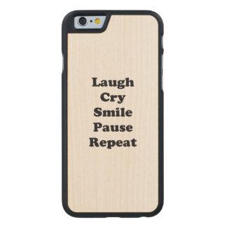 Repetição do riso