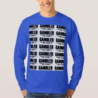 Repetição Longsleeve T do jogador Tshirt
