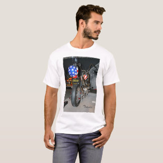 Réplica fácil do cavaleiro camiseta