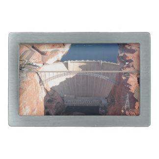 Represa da garganta do vale e ponte, arizona
