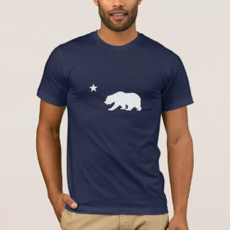 República 3 de Califórnia Camiseta