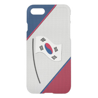 República da Coreia Capa iPhone 7
