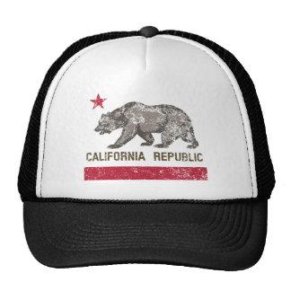 república de Califórnia afligida Boné