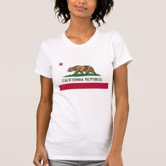 República de Califórnia T-shirts