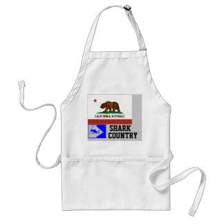 República de Califórnia: País do tubarão Avental