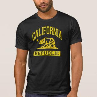 República de Califórnia Tshirts