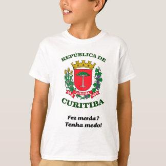República de Curitiba Camiseta