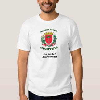República de Curitiba Camisetas