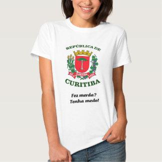 República de Curitiba T-shirts