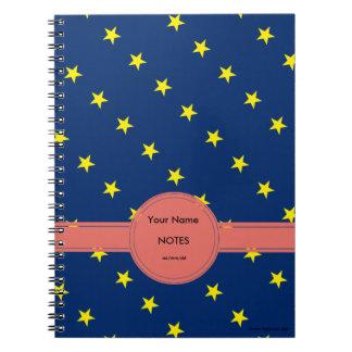 República de Texas Cadernos Espiral