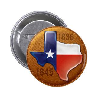 República do botão redondo de Texas Boton