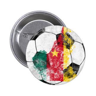 República dos Camarões afligiu o futebol