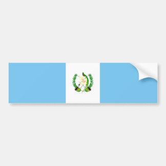 República longa do símbolo da nação da bandeira do adesivo para carro
