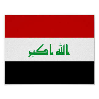 República longa do símbolo da nação da bandeira do pôster