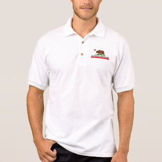 Republicano de Califórnia Camisa Polo