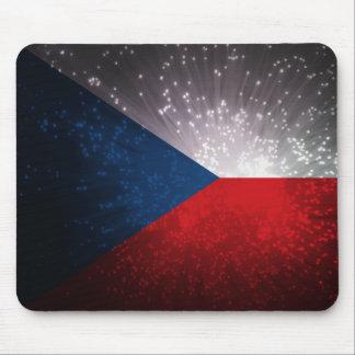 Republika de Česká; Bandeira checa Mousepad