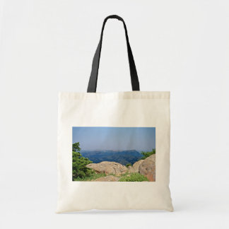 Reserva natural do nacional das montanhas de bolsa tote