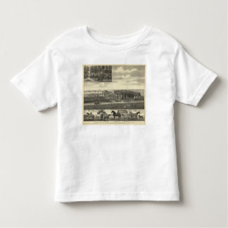 Residência de Schulz, Nebraska Camiseta Infantil
