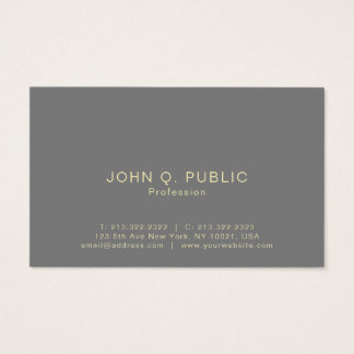 Resíduo metálico UV criativo elegante profissional Cartão De Visitas
